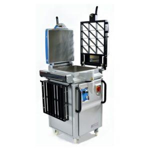 Diviseuse-mouleuse Robotrad-s avec grille latérale